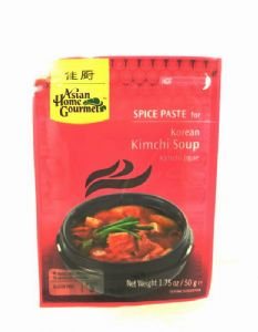 Korean Kimchi Soup - Kimchi Jigae by AHG | Buy Online at the Asian Cookshop